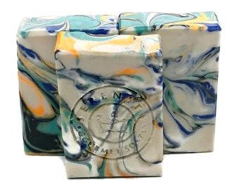 Dulce Limon Handmade Vegan  scented handmade soap bar