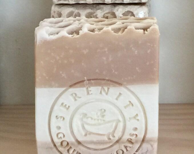 OMH (Oatmeal, Milk & Honey) vegan handmade soap