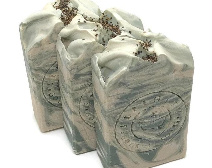 Earl Grey & Apple Vegan Handmade Bath and Hand Soap Bar