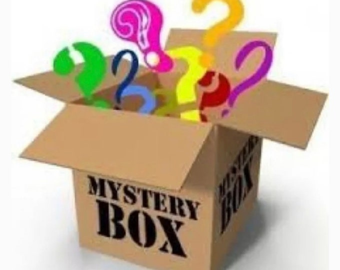 Mystery Box Gift for her Gift for him birthday gift party favor Ready To Ship