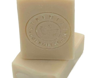 Goat N Oats Soap (unscented )
