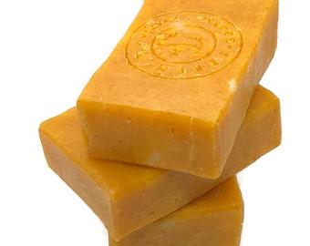 Patchouli All Natural Vegan Handmade Bath and Hand Soap Bar