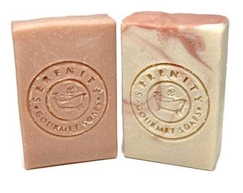 V Cleanse All Natural Feminine Soap Bar Duo