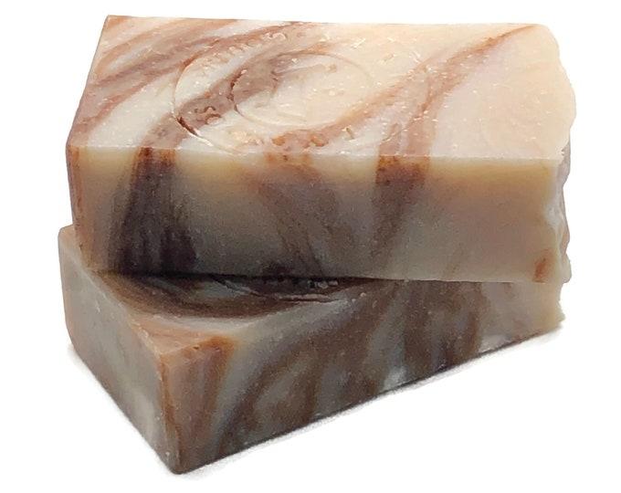 Sandalwood Vegan Handmade Bath and Hand Soap Bar