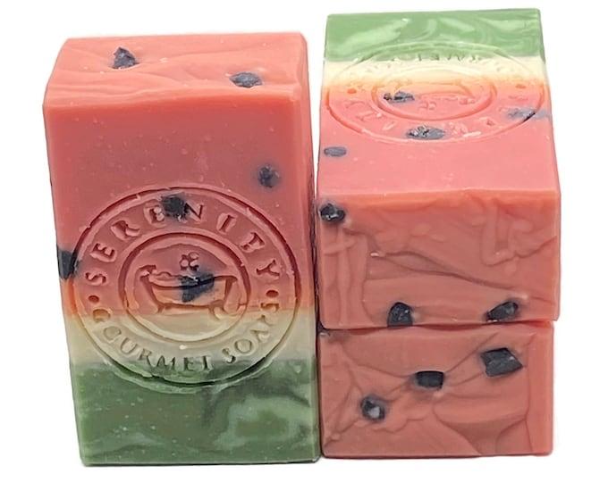 Summer's Delight Vegan Handmade Bath Soap Bar