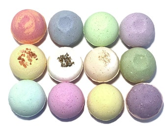 Bath Bombs gift for her party favor shower gifts ready to ship