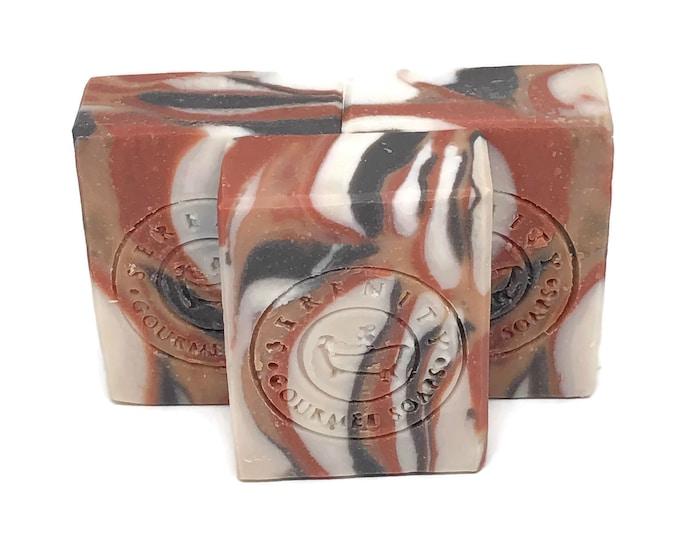 Teakwood & Coconut Vegan Handmade Bath Soap Bar
