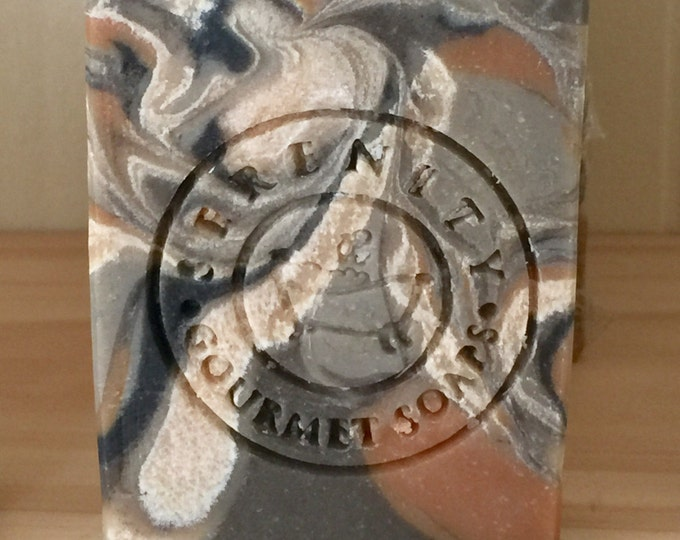Perfect Gentleman vegan male friendly handmade bath soap bar