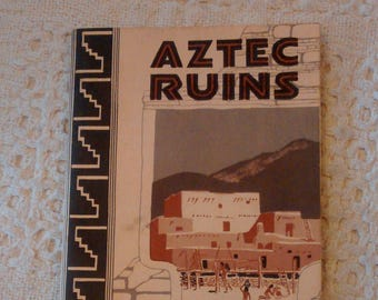 Aztec Ruins, Books about Aztecs, Aztec History Books, Aztec Books, Ancient Aztecs, History Books, Vintage Books, Old Books, Used Books