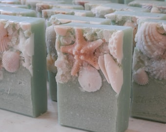 18 Bars Island Escape Soap ~ Wholesale