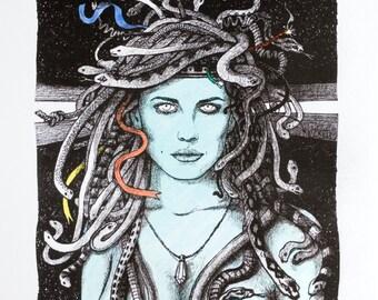 Medusa's Younger Sister