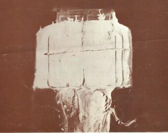 Tapies Antonio Tapies Martha Jackson Gallery 1967 Modern Art