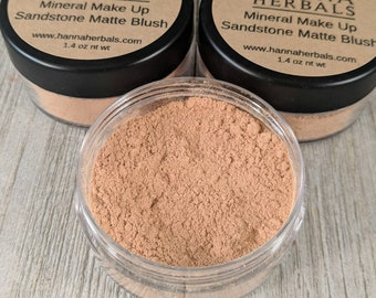 Sandstone Matte Blush