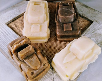 Car Soaps - soap - soaps - gifts for him - all natural - moisturizing - body soap - bar soap - handmade soap - homemade soap - soap bar -