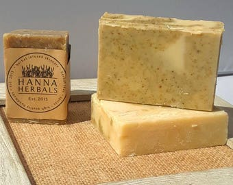 Frankincense and Myrrh Soap - handmade soap - soap - soap bar - all natural - vegan - body soap - gifts for her - gifts for him - soaps