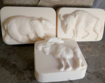 Hunters Soap - dirt soap - scent masking soap - soap for men - soap for hunters - smell like dirt - hunters soap bar - hunters dirt soap