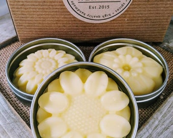 Solid Lotion Bar - Shea butter lotion - lotion bars - lotion bar - hand lotion - natural lotion - natural skin care - essential oil