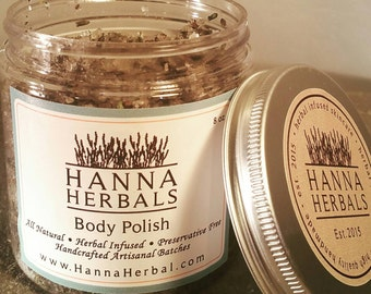 Body Polish and Scrubs