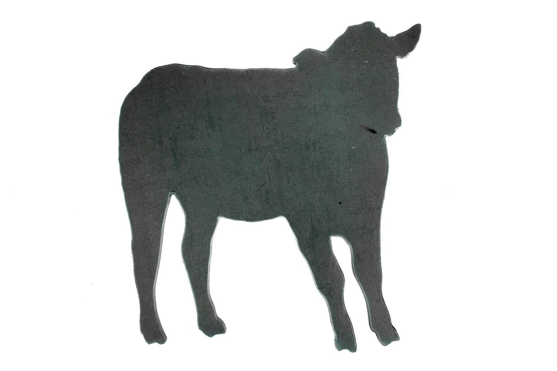 Lot of 10 Goat Cutouts Metal Farm Art Lot Of 5