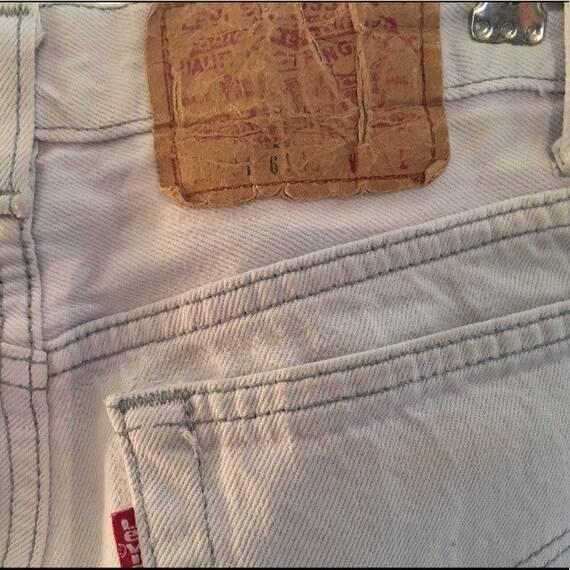 najlepszy wybór gorąca wyprzedaż świetne dopasowanie Vintage Levis 501-6115 Light Blue Womens Jeans