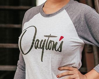 ebcf45f0 Dayton's Baseball T-Shirt - Minneapolis St. Paul Bygone Brand retro tees