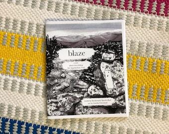 Blaze: A Zine About Thru-Hiking the Appalachian Trail