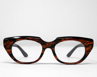 e779a3265f fabulous vintage sunglasses lunettes eyeglasses TRACTION PRODUCTIONS carved  frame france rare
