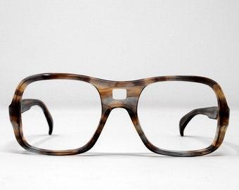 dd8aada3aac5be fabulous vintage sunglasses lunettes eyeglasses 1960 carved frame france  rare