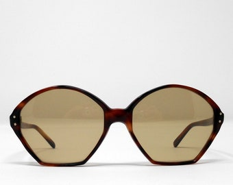 db839efc177 fabulous vintage sunglasses lunettes eyeglasses 1960 carved frame france  rare