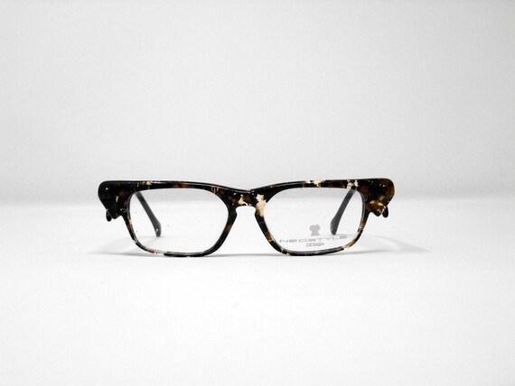 fabulous vintage lunettes eyeglasses NEOSTYLE carv