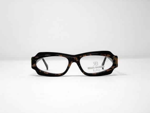 fabulous vintage lunettes eyeglasses RENATO BALEST