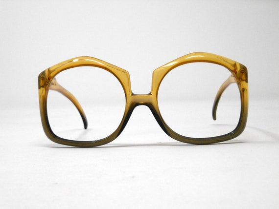 fabulous vintage lunettes eyeglasses CHRISTIAN DIO