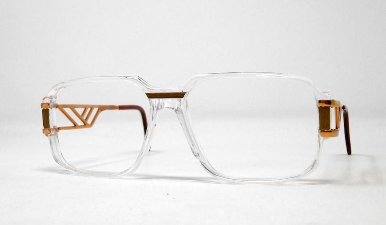fabulous vintage lunettes eyeglasses 1980 carved frame france rare