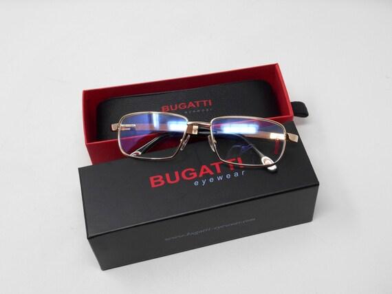 fabulous glasses lunettes eyeglasses BUGATTI carve