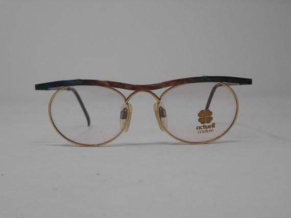 fabulous vintage glasses lunettes eyeglasses ACTUE