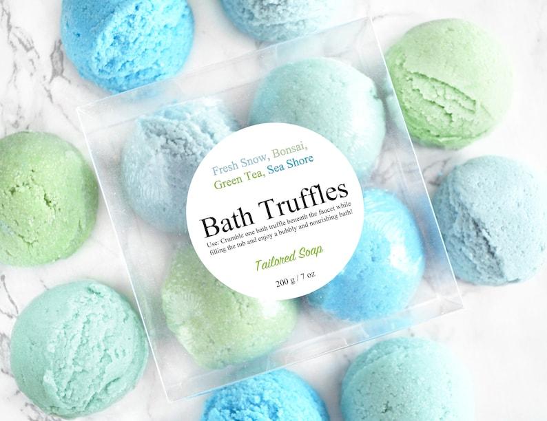 Bath Truffle Spa Gift Set Ocean Womens Birthday Under