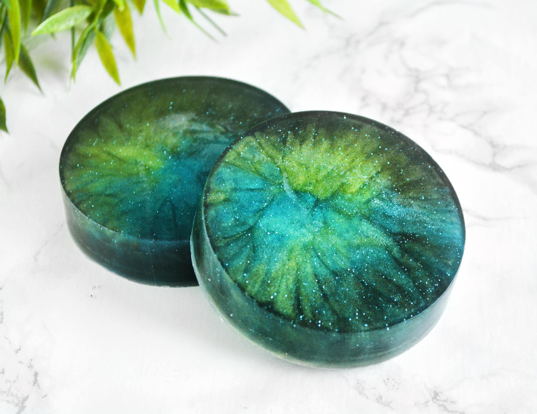 Nordlicht Seife Aurora Borealis Weihnachts-Geschenk für   Etsy