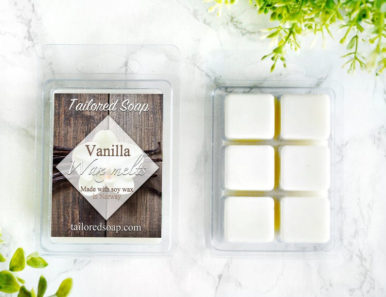 Vanilla Wax Melts Hostess Gift Soy Tarts Good Christmas