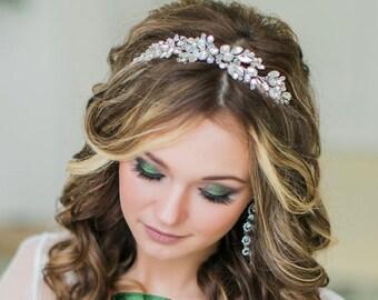 Rhinestone Hair Piece Bridal Headpiece Wedding Hair Piece Crystal Bridal Hair Accessory Rhinestone Headpiece Hair Comb Bride for Wedding