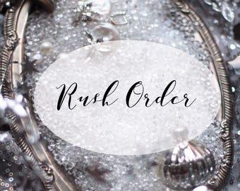 Shipping Upgrade / Rush Order