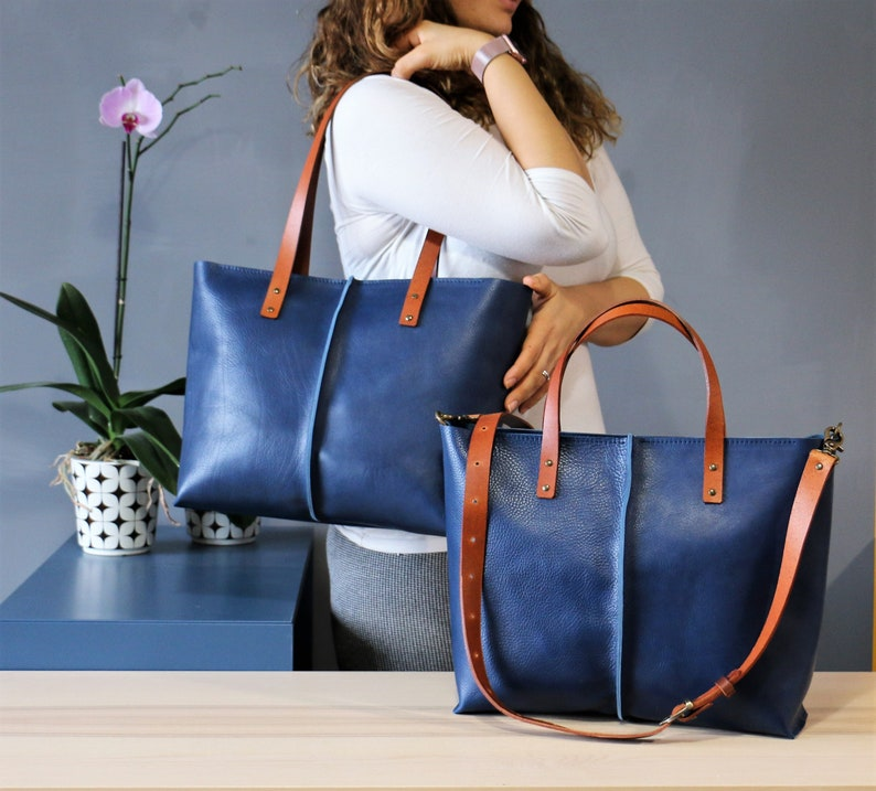7e28dd8f69 Leather tote bag handmade leather bag tote bag large