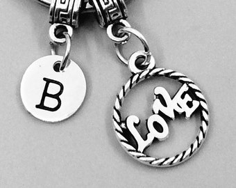 Love Keychain, Love Keychains, Best Friend Keychains, Love  Keyring, Love Key Rings, Custom Charm Keychain, Love Pendant, Gift for him, her