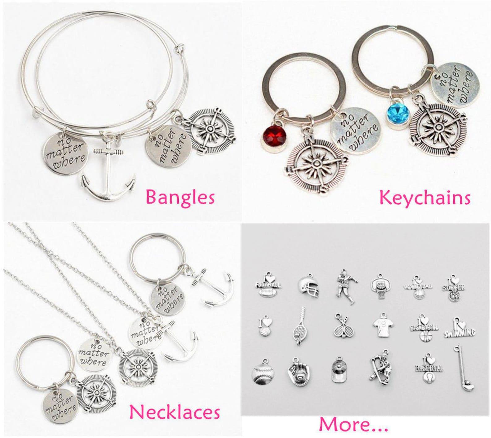 ballet pump necklace, personalized necklace, ballet pump charm necklace, initial necklaces, pointe charm, dance charm, ballet sh