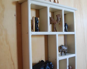 Quick View. Wall Shelf Off White Vintage ...