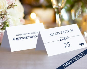 place card template place cards with meal choice place cards wedding place cards printable place cards with meal icon seating cards