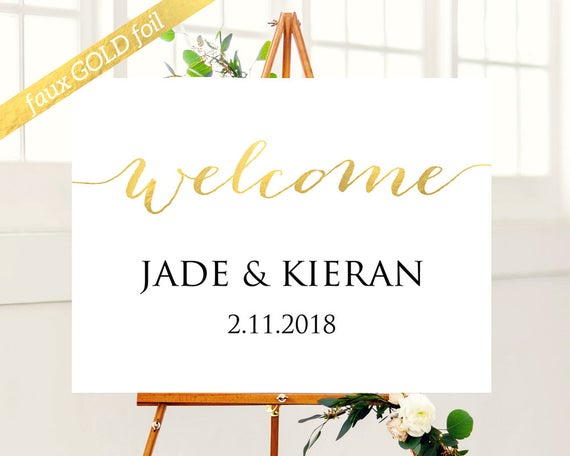 Wedding Welcome Sign Template Editable Template Instant Download Diy Sign Printable Wedding Reception Welcome Sign