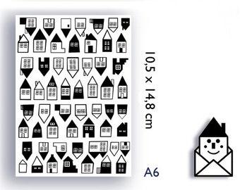 ec5c391772c Verhuiskaarten   Etsy NL