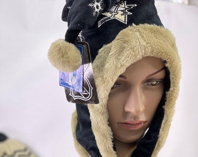 Pittsburgh Penguins Hockey Hat, NHL Winter House, unisex sports hat