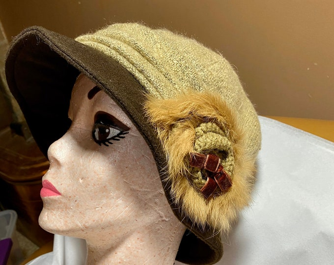 Winter Fashion Hat, stylish women's winter hat, slouch hat