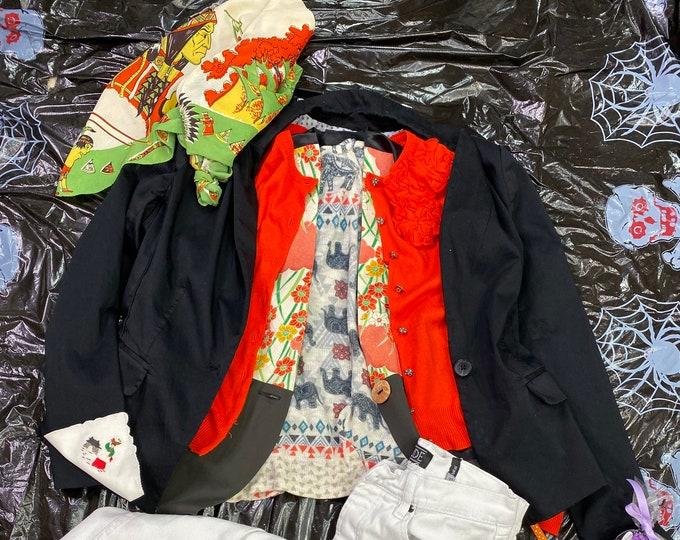 Black Women's Jacket, Business Casual Formal Blazer